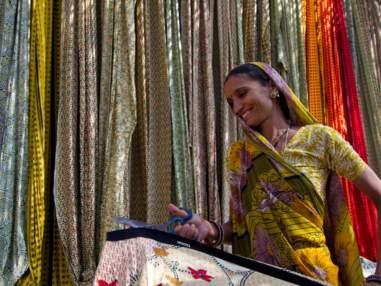 Inde : chez les maîtres des cotonnades du Rajasthan