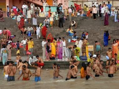 Inde : les rives du Gange au quotidien