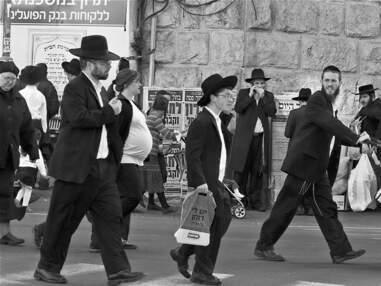 Jérusalem : à Méa Shéarim, quartier ultra-orthodoxe