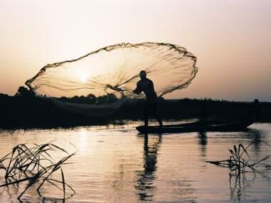 Le long du fleuve Niger