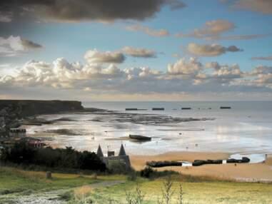 Normandie : Arromanches, ville-mémoire du Débarquement