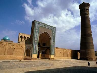 Ouzbékistan, sur la route de la soie