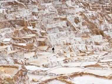 Pérou : au cœur des salines de Maras