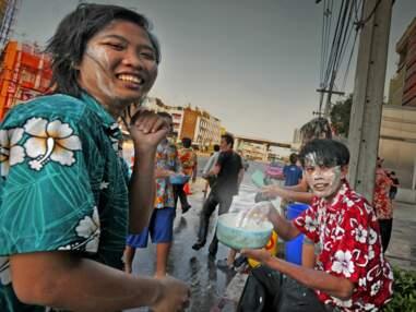 Songkran, nouvel an en Thaïlande