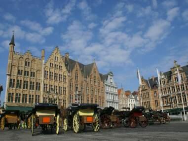 Les quatre saisons de Bruges, la Venise du Nord