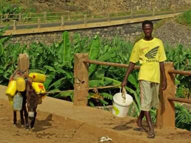 Au Cap-Vert, sur l'île de Santiago