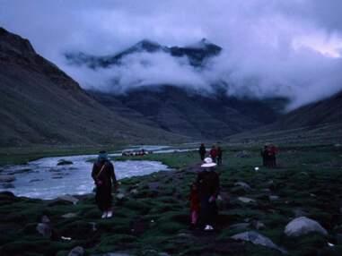 Au Tibet, avec les pèlerins du mont Kailash