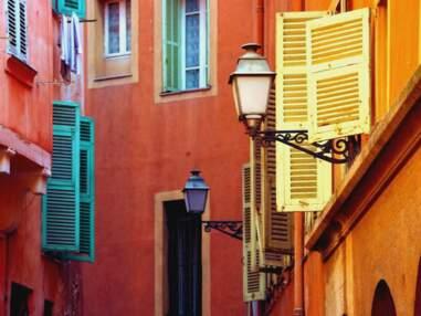 Les chaleureuses couleurs de la Côte d'Azur