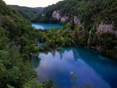 Croatie: Les merveilles du parc national Plitvice