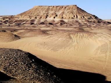 Égypte : dans la solitude du désert