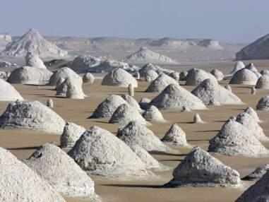 Egypte : des pyramides au Désert blanc