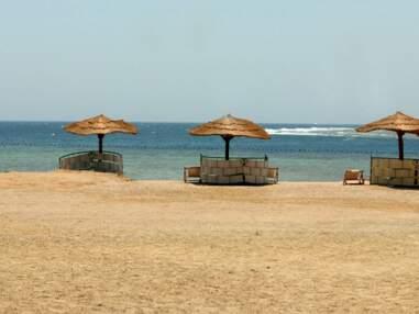 En Egypte, au bord de la Mer Rouge