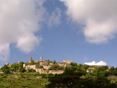 Bargème, le plus haut village du Var