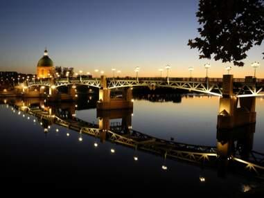 Toulouse, la vie en rose