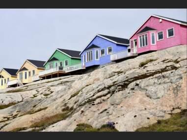 Groenland: le royaume des glaces