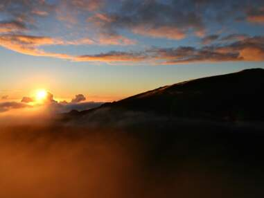 Randonnée sur l'île de La Réunion