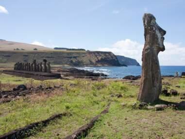 Ile de Pâques : sur les traces des moai