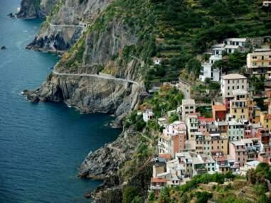 Italie : sur les falaises de Cinque Terre