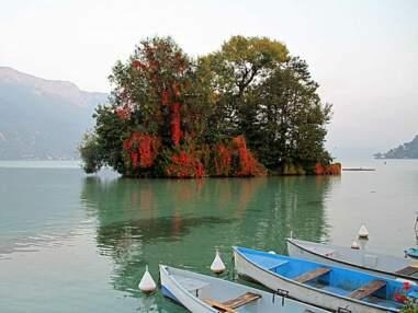 La magie du lac d'Annecy