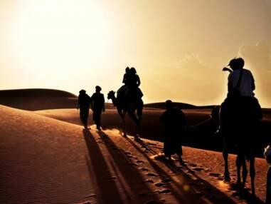 Escapade dans le désert marocain