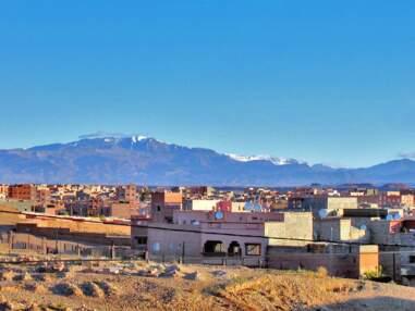 Ouarzazate, la porte du désert marocain