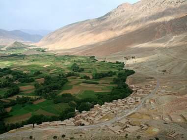Trek dans l'Atlas marocain