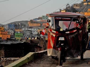 A la conquête du Pérou