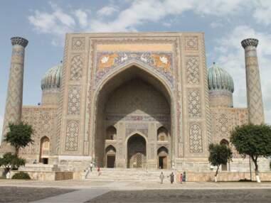 L'Ouzbékistan, sur la route de la soie