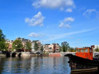 Pays-Bas : Amsterdam, la Venise du Nord