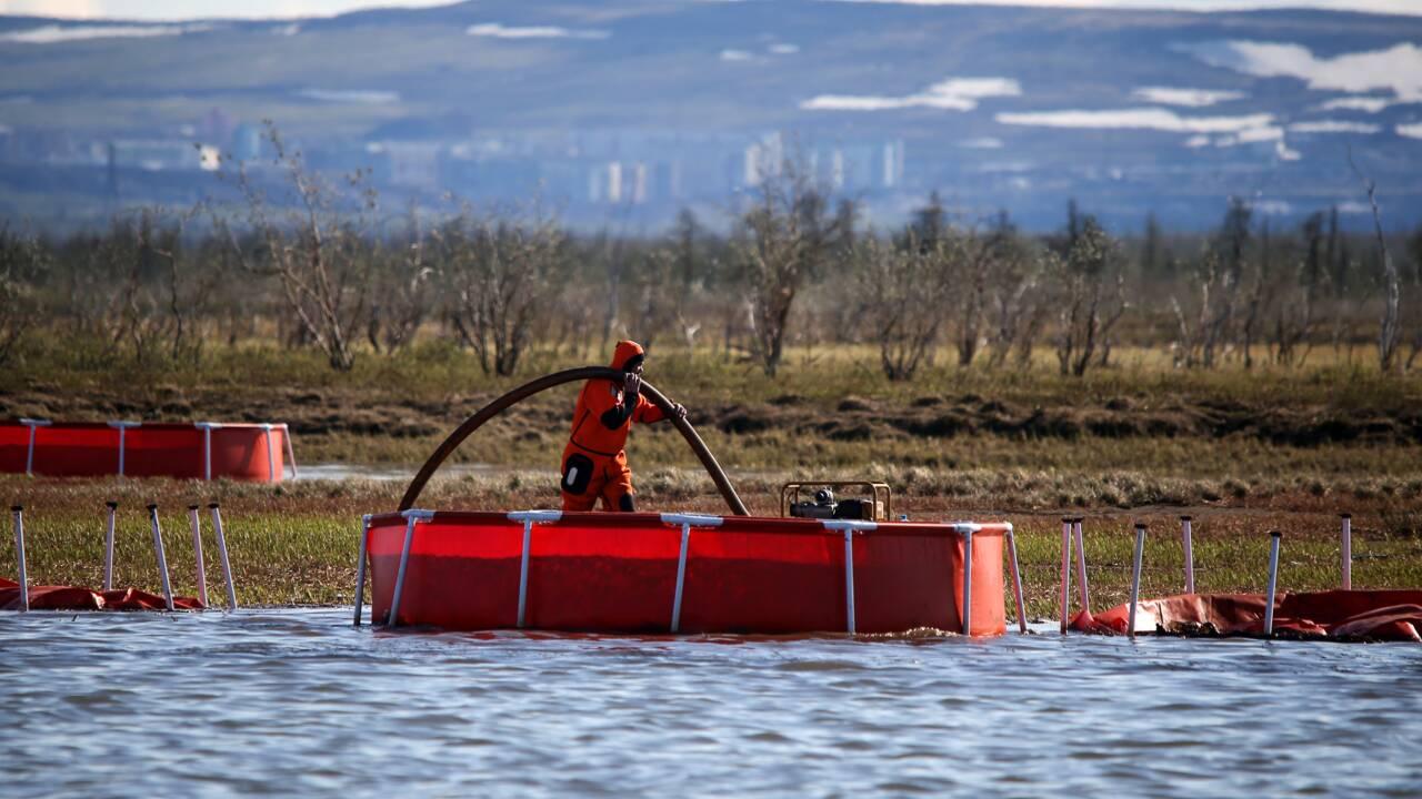Pollution en Arctique : une amende record contre le géant minier Norilsk Nickel