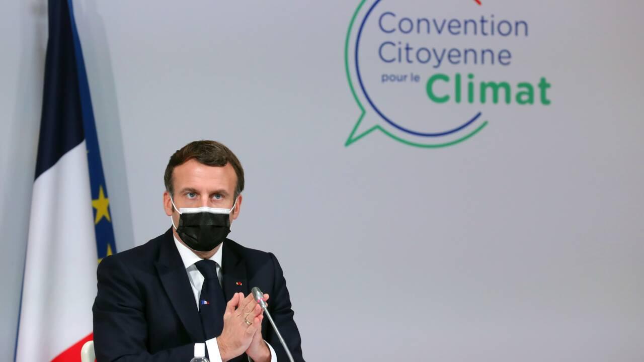 Très mauvaise note pour l'exécutif à la Convention pour le climat