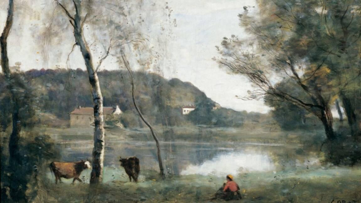 Les étangs de Ville-d'Avray, immortalisés par Corot, au coeur d'une polémique