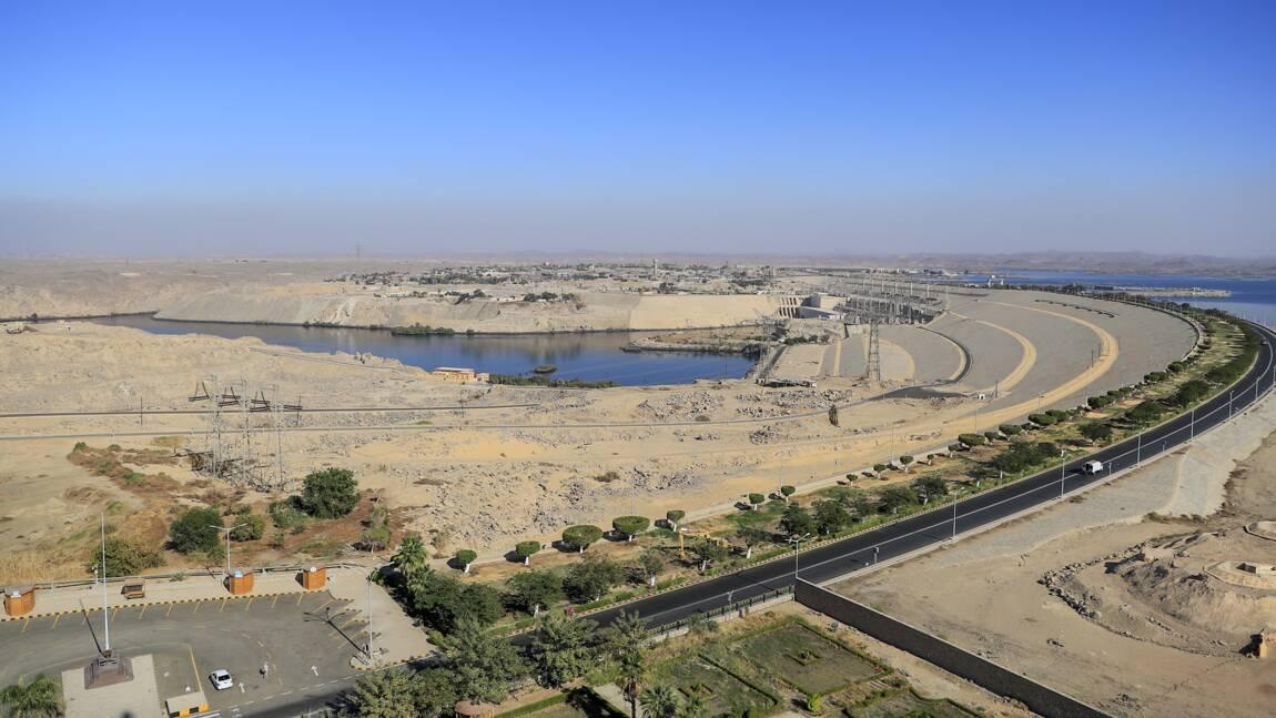 Il y a 50 ans, le Haut barrage d'Assouan domptait les eaux du Nil