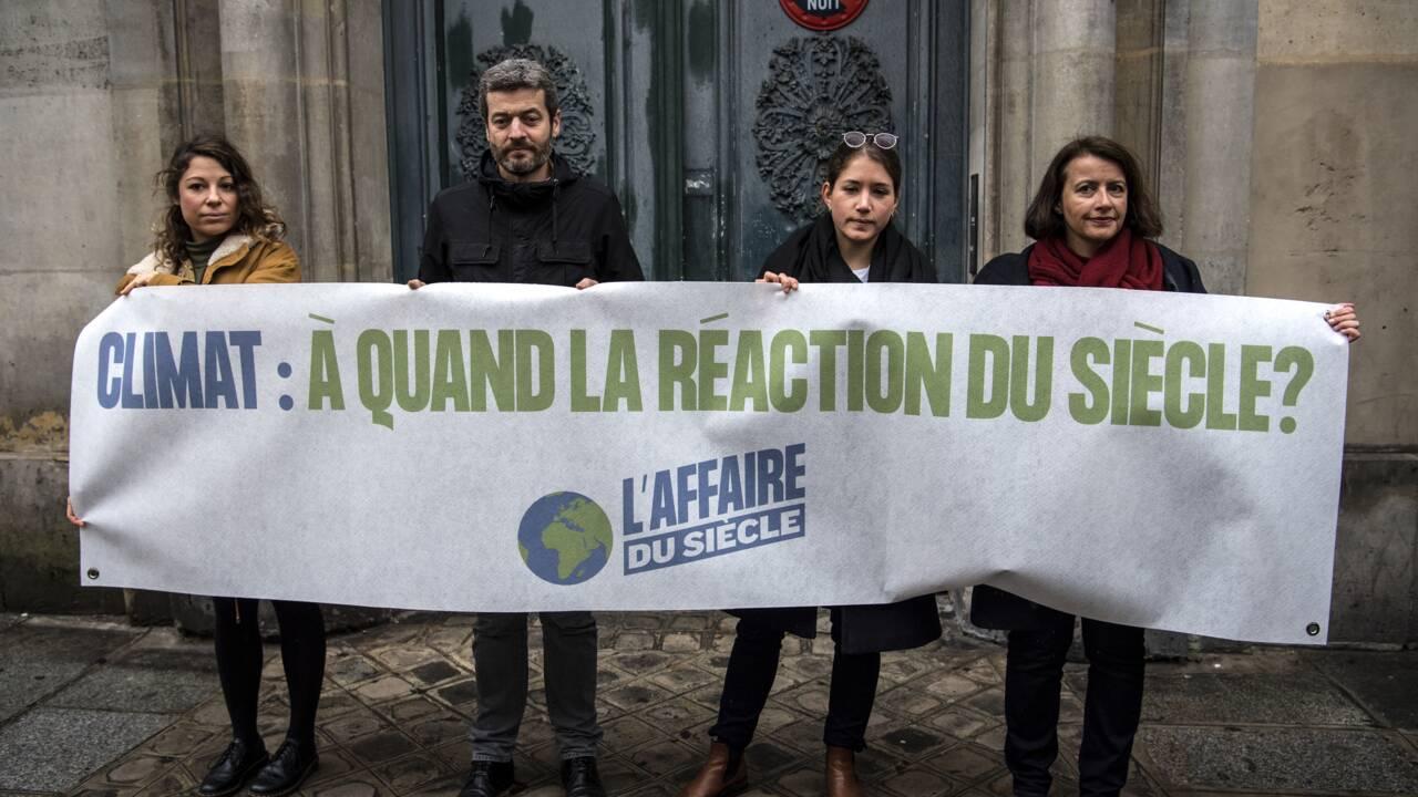 """Affaire du siècle: la """"carence"""" climatique de l'Etat français mise en avant à l'audience"""