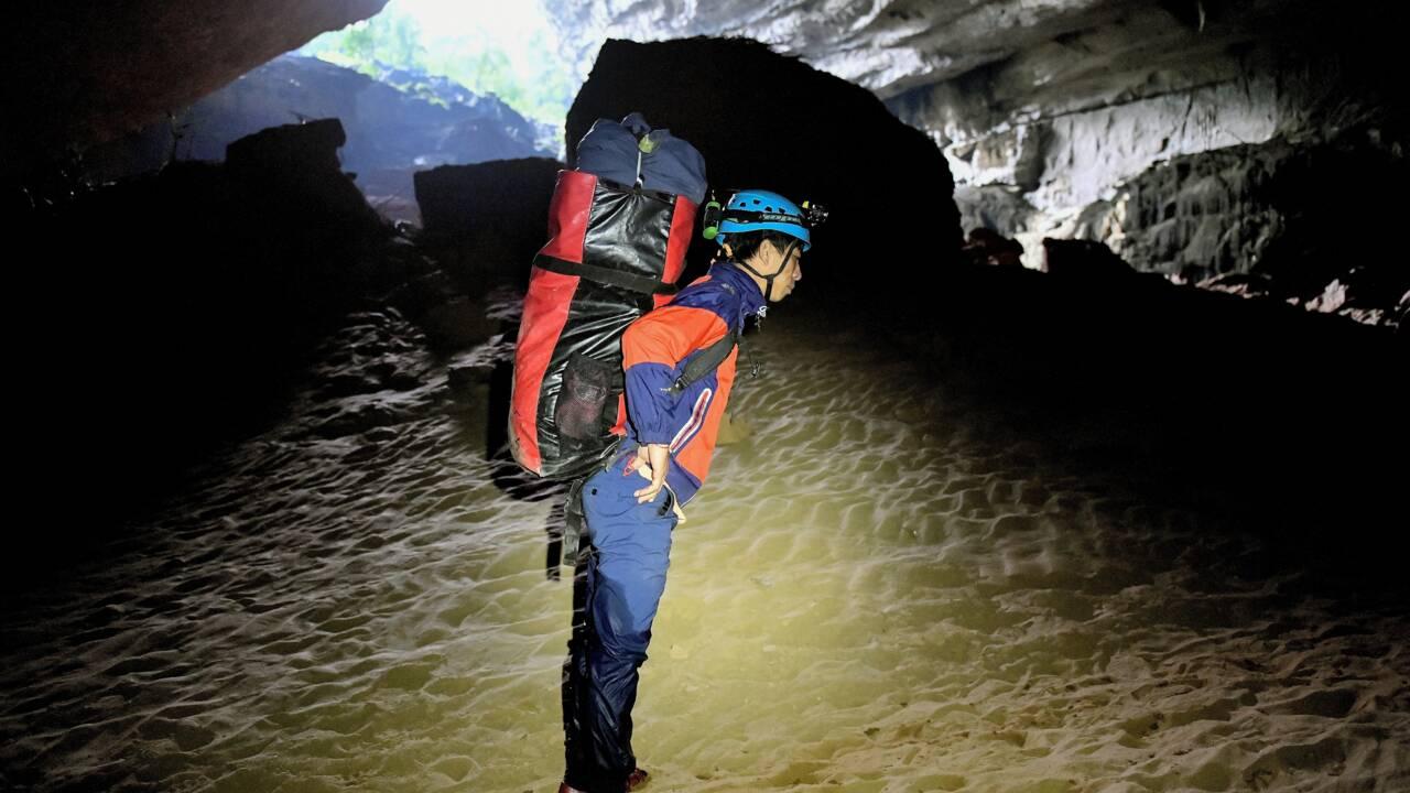 Vietnam : Son Doong, la plus grande grotte du monde, un écosystème unique sous la menace