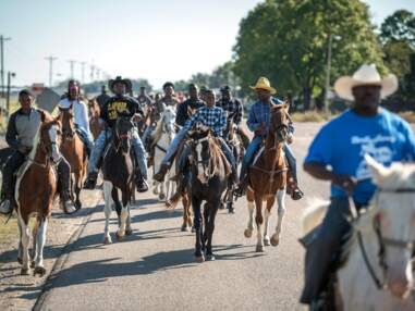 Avec les cow-boys noirs du Mississippi