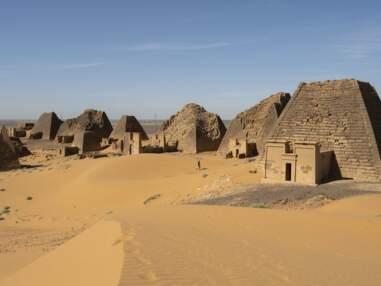 Pyramides, nécropoles, cités... Au Soudan, le royaume retrouvé de Koush
