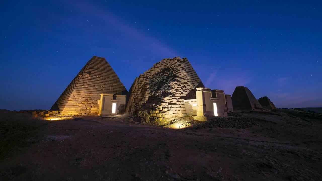 Soudan : à la recherche du royaume perdu des pharaons noirs