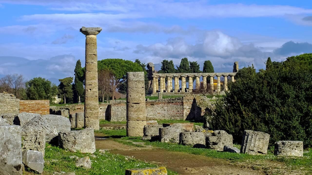 Italie: après une confession à l'église, un homme restitue des pièces de monnaies antiques volées