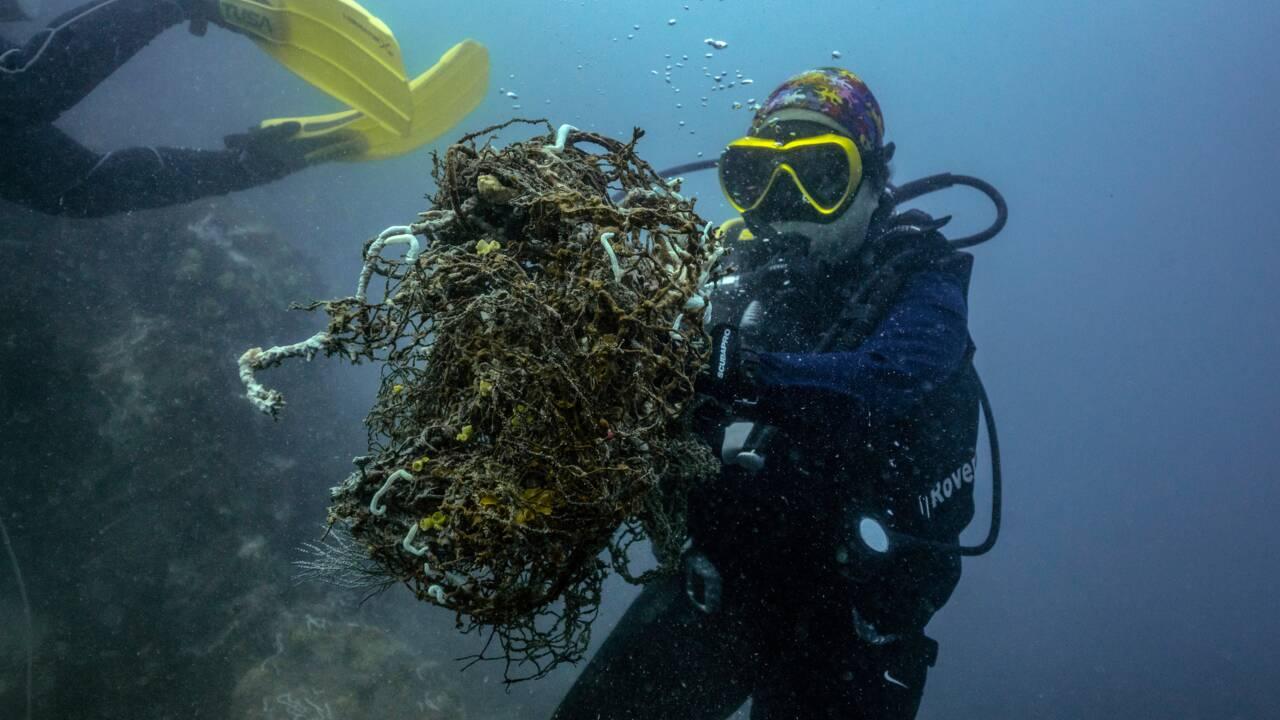 Thaïlande: des filets de pêche recyclés pour lutter contre le covid-19