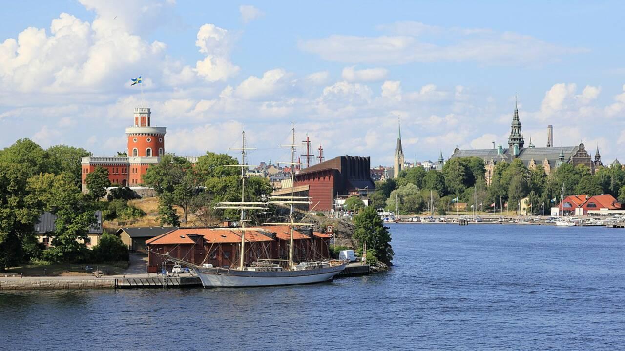 Les plus belles villes de Suède