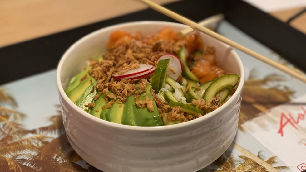 Tout savoir sur le poke bowl, la salade de la mer des Hawaiiens