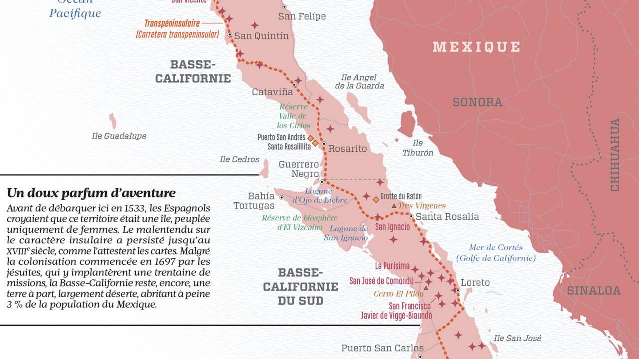 Basse-Californie : notre road trip à la mexicaine