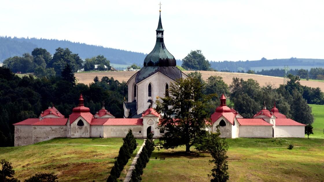A deux heures de Prague, le château ressuscité de Žďár nad Sázavou