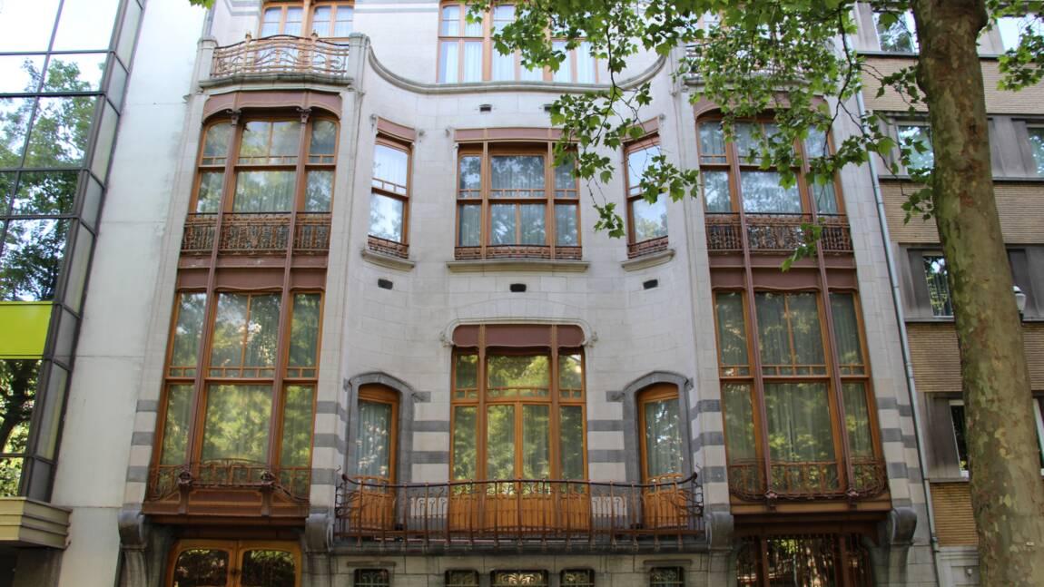 Bruxelles : l'Hôtel Solvay, chef d'oeuvre de l'Art nouveau, ouvre enfin ses portes au public
