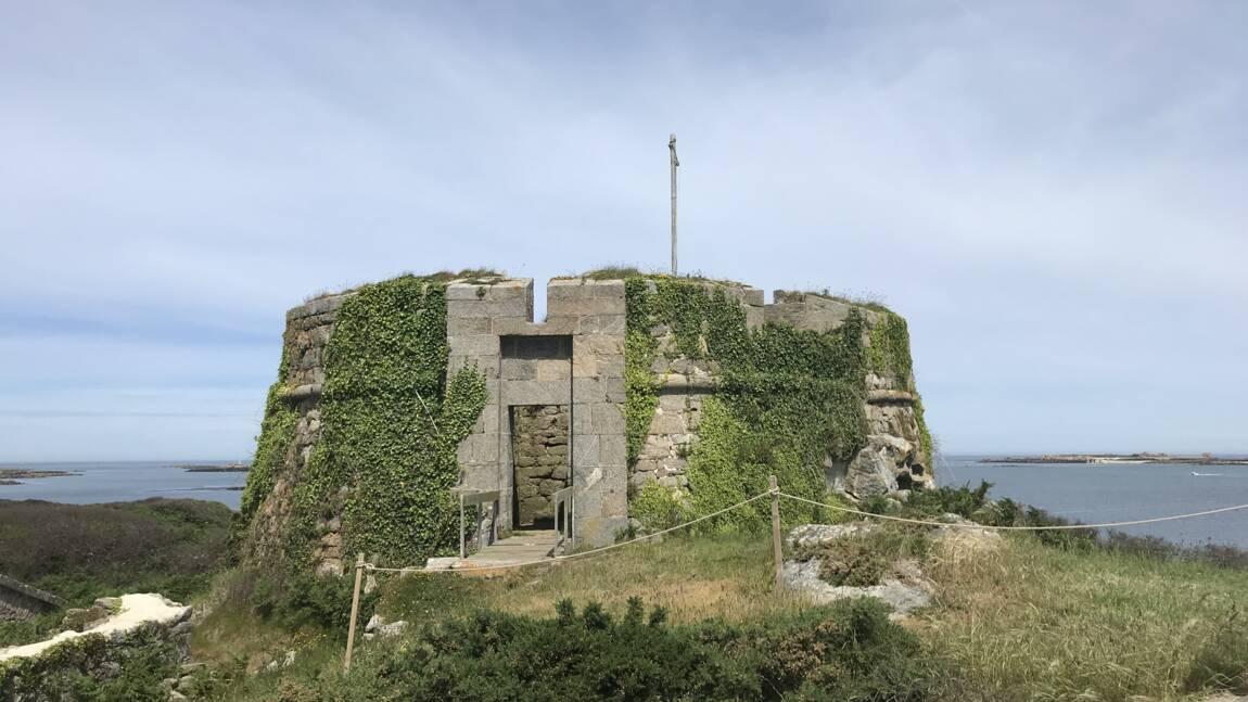 Bretagne: L'île de Cézon, abritant un fort Vauban, achetée par l'Etat