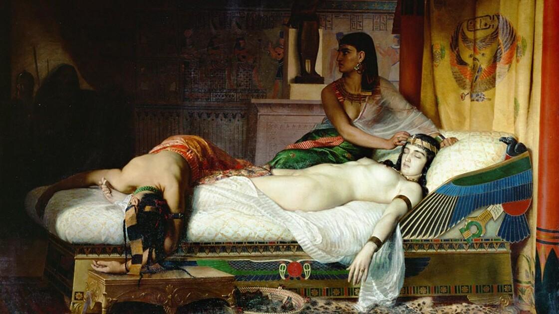 Cléopâtre, la souveraine derrière le mythe de la séductrice