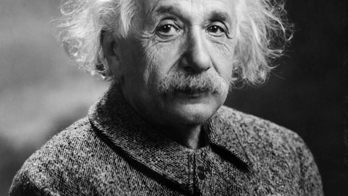 Albert Einstein : portrait d'un génie