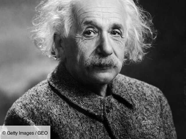 Albert Einstein : portrait d'un génie - GEO