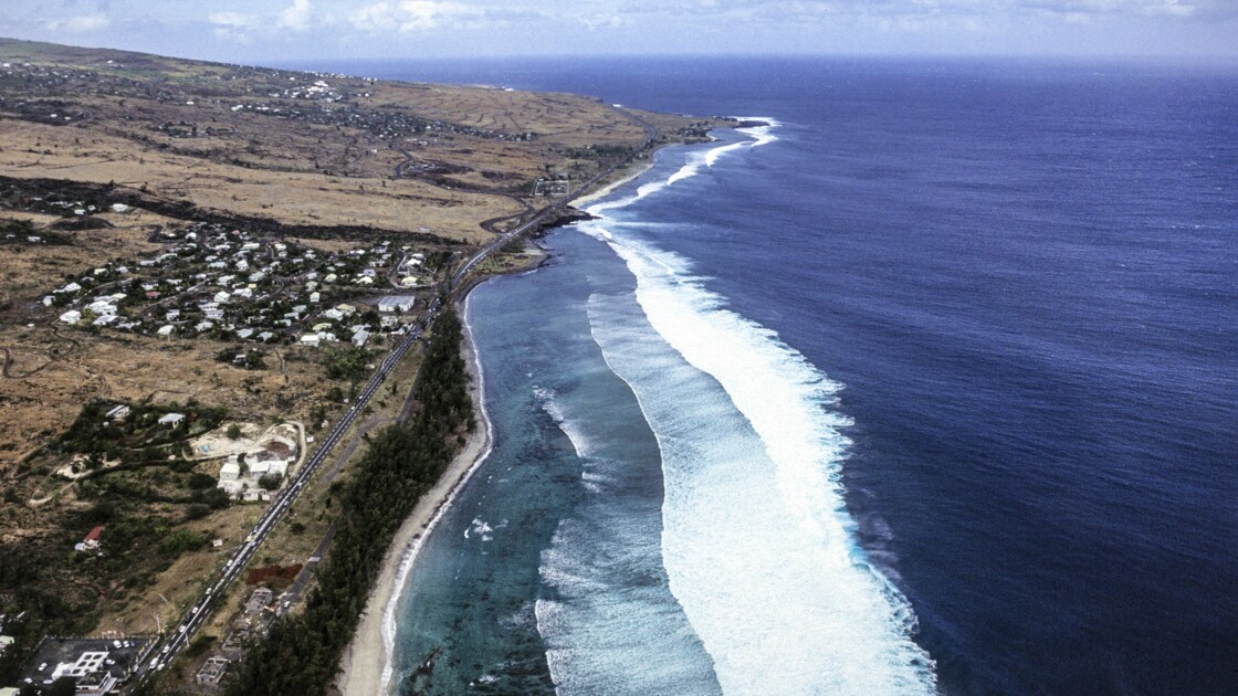 Le domaine maritime sous-marin français s'étend de 150.000 km2 dans l'océan Indien